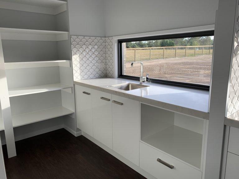 Contemporary Suburban Home Hepner Homes